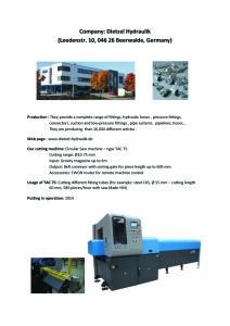 Dietzel Hydraulik_TAC 75, DE